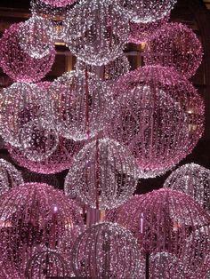 Pink Light Lanterns