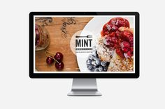 Mint Movie Catering by WAC Creative, via Behance