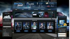 Racing Duel is a Free to Play Browser-Based Racing Manager MMO Game that puts you in the shoes of a racing driver