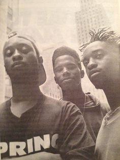 "rappcats: "" KMD c. 1991. Doom, Onyx, Subroc """