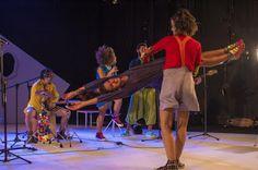 Agenda Cultural RJ: Mostra de dança contemporânea  no Galpão Gamboa, a...
