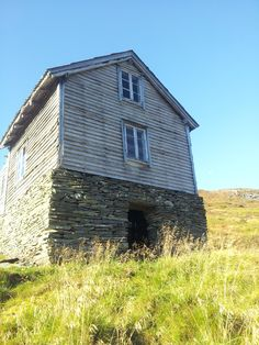 Bergsdalen Cabin, House Styles, Home Decor, Decoration Home, Room Decor, Cabins, Cottage, Home Interior Design, Wooden Houses