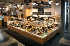 Halles des 5 Cantons market by Nakide, Anglet – France » Retail Design Blog