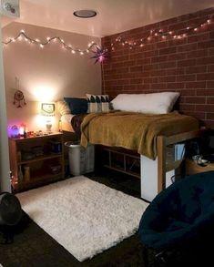 Brilliant Dorm Room Organization Ideas On A Budget 26