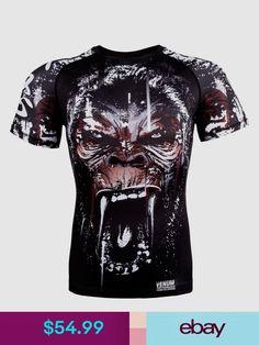 Boxing Sports & Entertainment Good Martial:new Arrival Hear Me Roar Mma Rashguards Shirt Man Gym Compression Grappling Combat Shirts