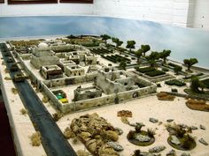 Wargaming with Silver Whistle: Village Walls and Afghan Compounds.
