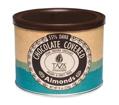 Taza Chocolate Covered Almonds