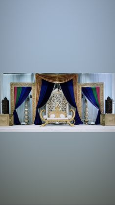 Industrial Wedding Venues, Mehndi Ceremony, Wedding Stage Decorations, Diy Hacks, Calgary, Backdrops, Marriage, Wedding Ideas, Boho