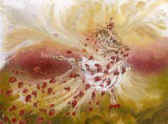 """Take my breath away"" - painting by Karina Llergo Salto"