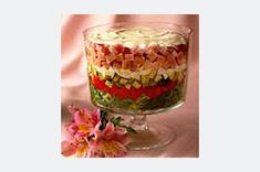 Layered after Easter Salad