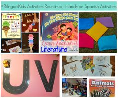 Hands-on Spanish Activities from SpanglishBaby