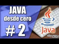 Curso Java desde cero #2 | Indentado, Compilación y Ejecución del código - YouTube