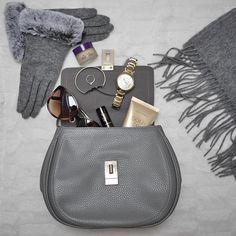 Whats in my bag! Zima na caego wiec rkawiczki ihellip