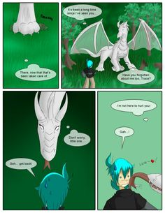 Kissed by a Giant Dragon
