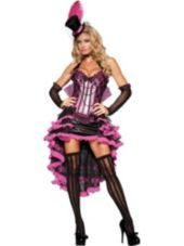 Adult Burlesque Beauty Costume - Party City