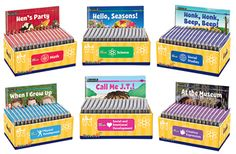 Early Rising Readers from Newmark Learning 180 nonfiction and fiction leveled books Nonfiction Activities, Leveled Books, Early Childhood, Growing Up, Learning, Infancy, Studying, Teaching, Childhood