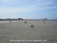 Back River Beach, Tybee Island, FL #vacation #travel #tour #tourism #beach