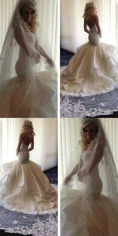 Corset Wedding Dresses, Wedding Dresses Ball Gown, Lace Wedding Dresses, Wedding Dresses Vintage #CorsetWeddingDresses #WeddingDressesBallGown #LaceWeddingDresses #WeddingDressesVintage Wedding Dresses 2018 Wedding Dresses With Straps, 2016 Wedding Dresses, Gown Wedding, Bridal Dresses, Lace Wedding, Ball Dresses, Ball Gowns, Dress Vintage, Dress Lace