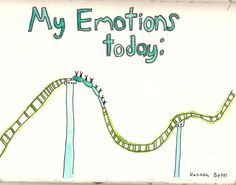 My Emotions today...