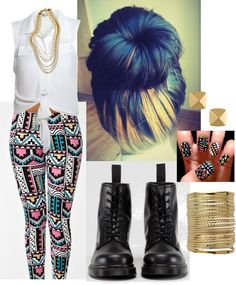"""About Me ^_^"" by pretty-girl-swagg13 ❤ liked on Polyvore"