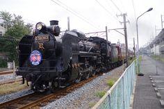 秩父鉄道パレオエクスプレスC58363