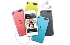 Los nuevos iPods y iTunes que fueron presentados también hoy.