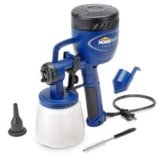 Paint Sprayer Reviews, Hvlp Paint Sprayer, Best Paint Sprayer, Paint Sprayers, Second Hand Furniture, Cleaning Kit, Milk Paint, Painting Cabinets, Spray Paint Cabinets
