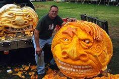 carving large pumpkins - Google Search