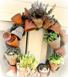 Very Pinteresting {Ideas for the Garden}