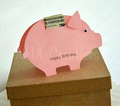 Sending money gift