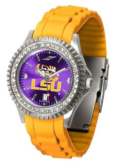 LSU Ladies Sparkle Watch