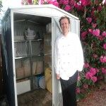Kelly Garske - Absco Regent x Shed Resin Sheds, Cheap Sheds, Catering Business, Competition