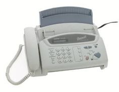 Brother Personal Plain Paper Fax, Phone, and Copier auto document feeder paper cassette 512 KB memory stores up to 20 pages 50 auto-dial locations Copy function can make up to 99 copies Best Printers, Office Phone, Landline Phone, Cool Things To Buy, Brother, Starling, Space Saving, Wealth