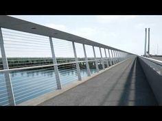 Le futur pont Champlain - YouTube