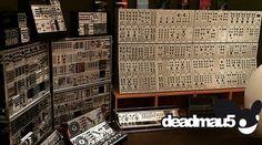 Deadmau5: Το εντυπωσιακότατο του Studio!