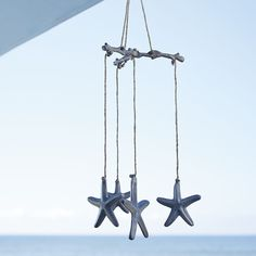 Starfish Wind Chimes  | Crate and Barrel