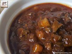 Pork Sorpotel – Goan Style