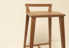 Have custom bar stools built for you by a local artisan from Custom Made. Perfect to match your kitchen or bar.