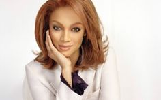 Tyra Banks, American model and media personality. Banks is one of four African Americans and seven women to have repeatedly ranked among the world's most influential people by Time magazine.