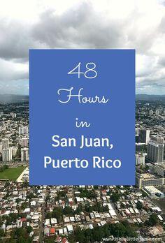 48 Hours in San Juan, Puerto Rico: Part 1 – Museo de Arte de Puerto Rico, Santurce & Lote 23