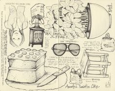 Andrea Joseph's drawing site