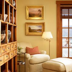 Oak Trim Yellow Design Ideas Pictures Remodel And Decor
