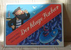 3 von 5 Sternen Heinrich Böll: Der kluge Fischer Hanser Verlag, München 2014 ISBN: 978-3446242982 Illustrator: Émile Bravo Ausstattung: 40 Seiten, Festeinband Preis: 14,90 € Vom Verlag empfohlenes Lesealter: ab 5 Jahre