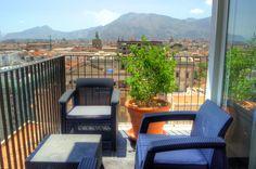 Terrazza panoramica. Via Mariano Stabile, 136, Palermo | # Skybar ...