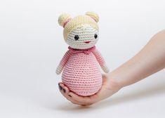 Amigurumi Doll // Crochet Doll // Gifts For Girls // Baby Girls Gifts //Handmade Amigurumi
