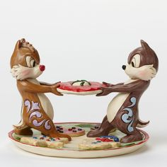 Save Some For Santa, Chip and Dale-Disney Traditions by Jim Shore