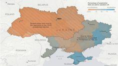 La sangre volvió a derramarse en Ucrania y hay presentimiento de guerra civil