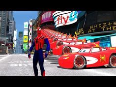 25 Spiderman Cartoons Ideas Spiderman Cartoon Spiderman Lightning Mcqueen