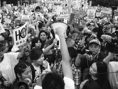 「前へ!前へ!」8月30日国会正門前 (2ページ目) - Togetterまとめ