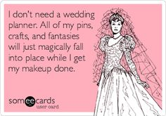 Do you need a wedding planner?